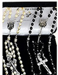 Wedding Rosary Beads