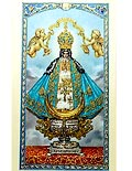 Bonella Spanish prayer cards