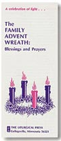 Advent Booklet: Family Advent Prayer Leaflet