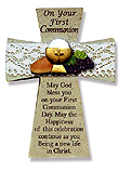 Communion Blessing Standing Cross