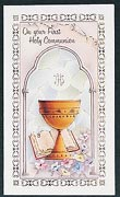 Communion Greeting Card