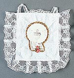 First Communion Chalice Lacy Purse
