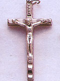 Small Metal Crucifix