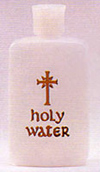 Holy Water Bottle - Without Water