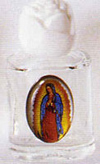 Guadalupe Holy Water Bottle - Without Water