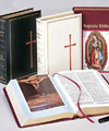 Study Bible ~ Deluxe Catholic Spanish - Black
