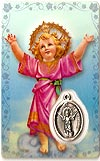 Divine Child Prayer Card