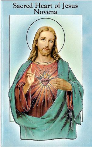 Sacred Heart Novena Booklet