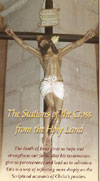 Stations of the Cross Laminated Card