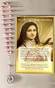 St Therese Chaplet