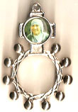 St Theresa Rosary Ring