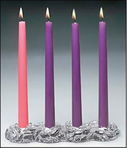 Advent Wreaths and Candles