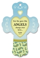 Charge Over You - Tranquil Woods Heart Fresheners Cross