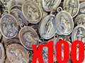 100 Saint Medals (Choose Saint or Devotion)