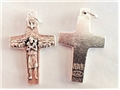 "Pope Francis 1.5"" Cross"