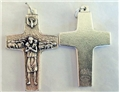 "Pope Francis 1"" Crucifix"