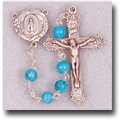 6 mm Genuine Gem Stone-Turquoise Rosary