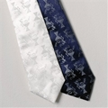 First Communion Tie - Navy Chalice