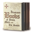 Illustrated Books of Jesus, Mary, and the Lives of the Saints