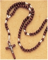 29 inch 15 decade Franciscan Crown Rosary