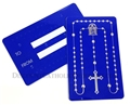 Wallet Rosary Card