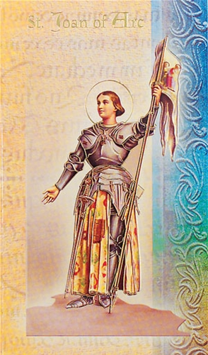 a biography of saint joan of arc Before coming to st joan of arc he was associate pastor at st gabriel in concord township and st francis of assisi in gates mills father gary has a doctoral degree in biblical theology and homiletics and is an adjunct professor at st mary seminary and graduate school of theology.