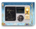Blessed Occasion Black 6 pc. Deluxe Communion Gift Set