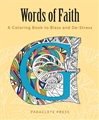 Words of Faith: A Coloring Book