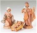 Fontanini 3 Piece Holy Family