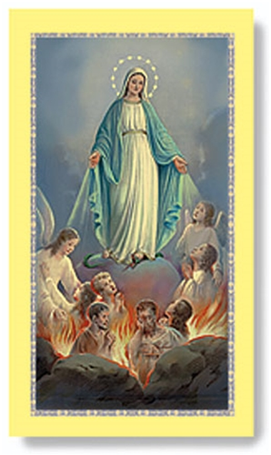 Novena for Souls in Purgatory