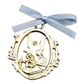 Guardian Angel Boy Crib Medal