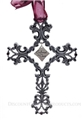 Confirmation Filigree Cross