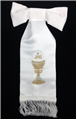 Gold and Silver Embroidered Arm Band for First Communion