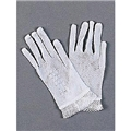 Lace First Communion Gloves