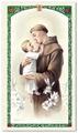 Saint Anthony/Unfailing Prayer Laminated Card