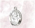 St. Christopher Medal (no chain)