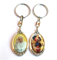 Pope Francis/Undoer of Knots Keychain