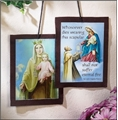Brown Wall Scapular
