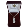 Confirmation Holy Spirit Necklace in Gift Box