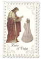 Standing Girl First Communion