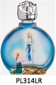 2 Oz. Lourdes Holy Water Bottle - Without Water