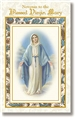 Blessed Virgin Mary Illustrated Novena Book