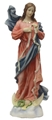 "Our Lady Undoer of Knots 12"" Color Statue"