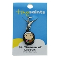 St. Therese of Lisieux Tiny Saint Charm