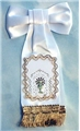 White First Communion Chalice Armband