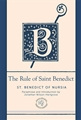 The Rule of Saint Benedict; A Contemporary Paraphrase - Leatherette binding