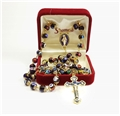 Genuine Murano Glass Bead Rosary