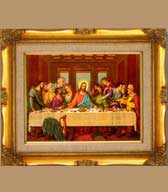 Framed Catholic Art, catholic picture