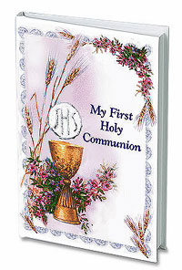 My First Holy Communion Mass Booklet