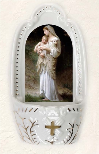 Innocence Holy Water Font